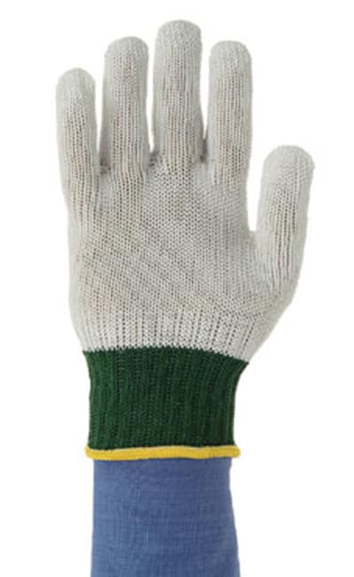 Tomlinson 1036513 Cut-Resistant Prepguard Safety Glove, Spectra & Stainless, Large
