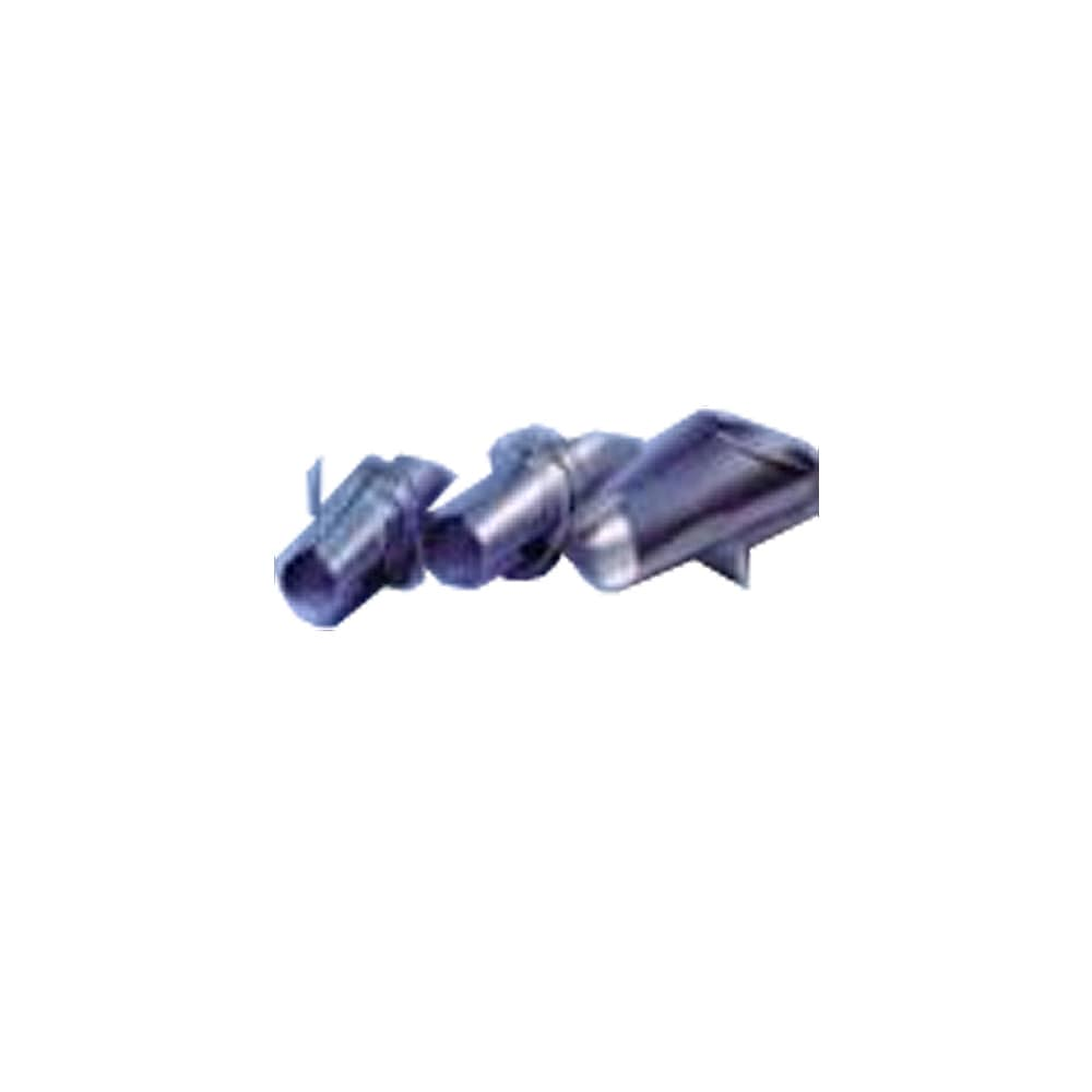 "Tomlinson 1039022 24-Gauge Stuffing Horn, 3 to 5"" Diameter, Small"
