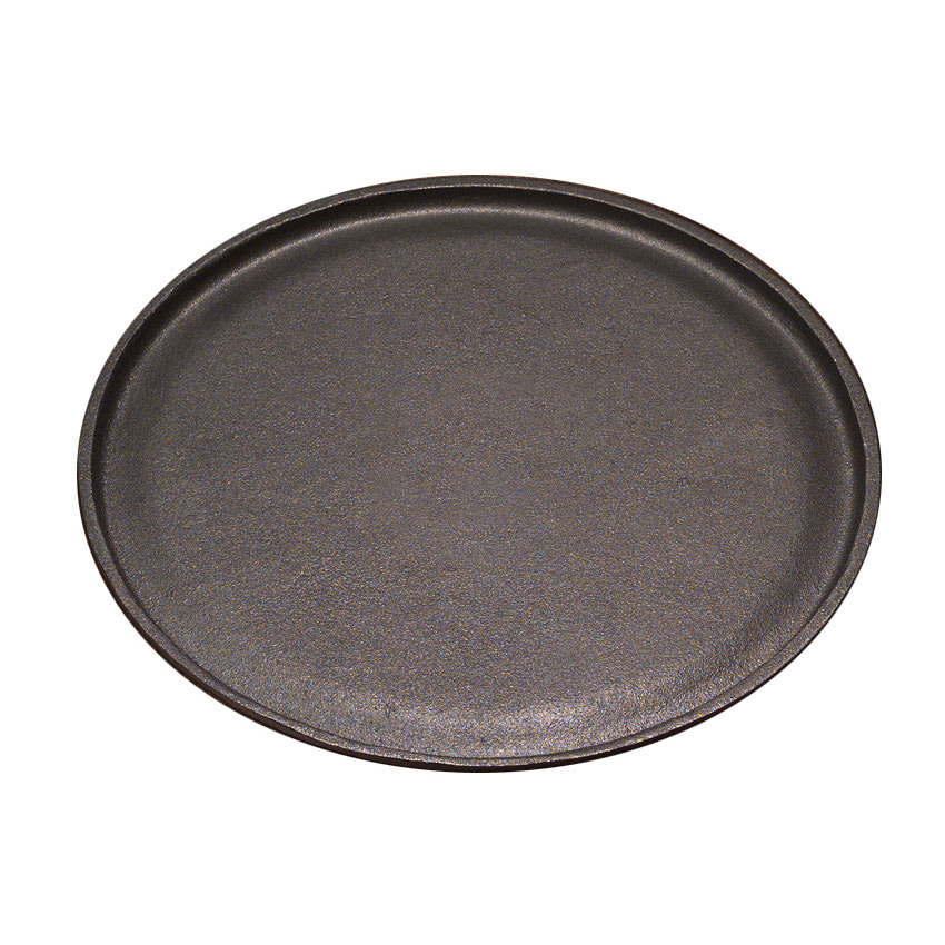"Tomlinson RP-18 Griddle w/ o Handle, 9.25"" Diameter, Round"