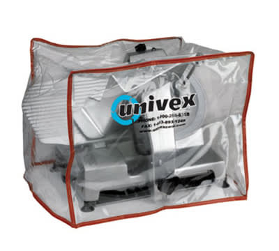Univex CV-2 Heavy Duty Plastic Equipment Cover For Large Slicers