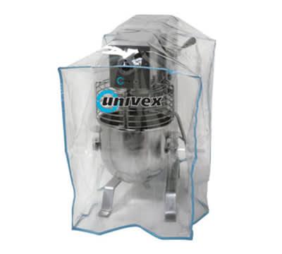 Univex 1000456 Heavy Duty Plastic Equipment Cover For 20, 30, & 40-qt Floor Model