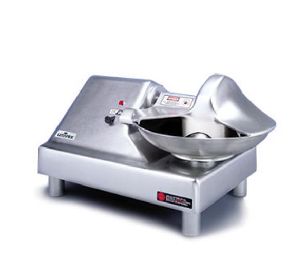 "Univex BC14 14"" Diam. Stainless Bowl Cutter,  24-RPM, 3500-cuts/min, 115v"