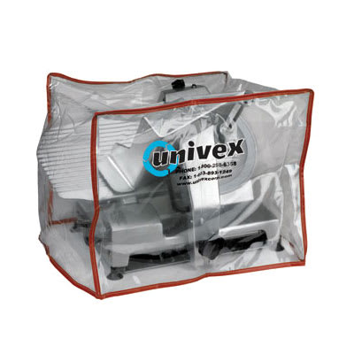 Univex CV-0 Heavy Duty Plastic Equipment Cover For Small to Medium Slicers