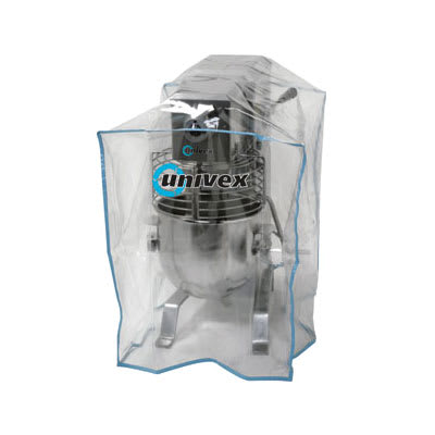 Univex CV-8 Heavy Duty Plastic Equipment Cover For 60, & 80 qt Mixers