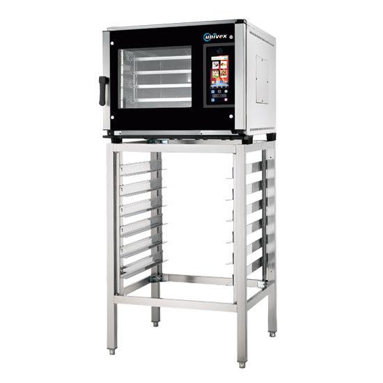 Univex MP4TE Single Full Size Electric Convection Oven w/ (4) Sheet Pan Capacity, 208-240v/1ph