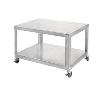 """Univex S3A 32"""" x 24"""" Mobile Equipment Stand for General Use, Undershelf"""