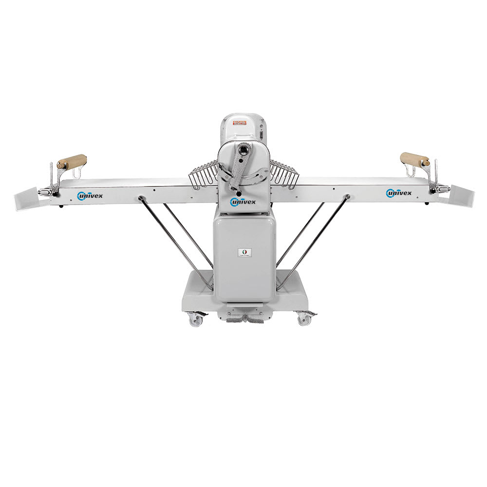 "Univex SFG 600 TMM Floor Model 151 1/5"" Long Reversible Dough Sheeter"