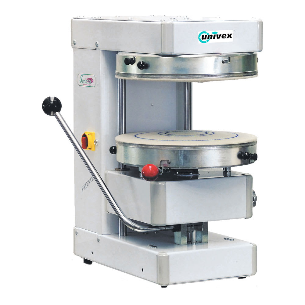 "Univex SPRIZZA40 Dough Rounder w/ 15 3/4"" Ring, Automatic, 115v"