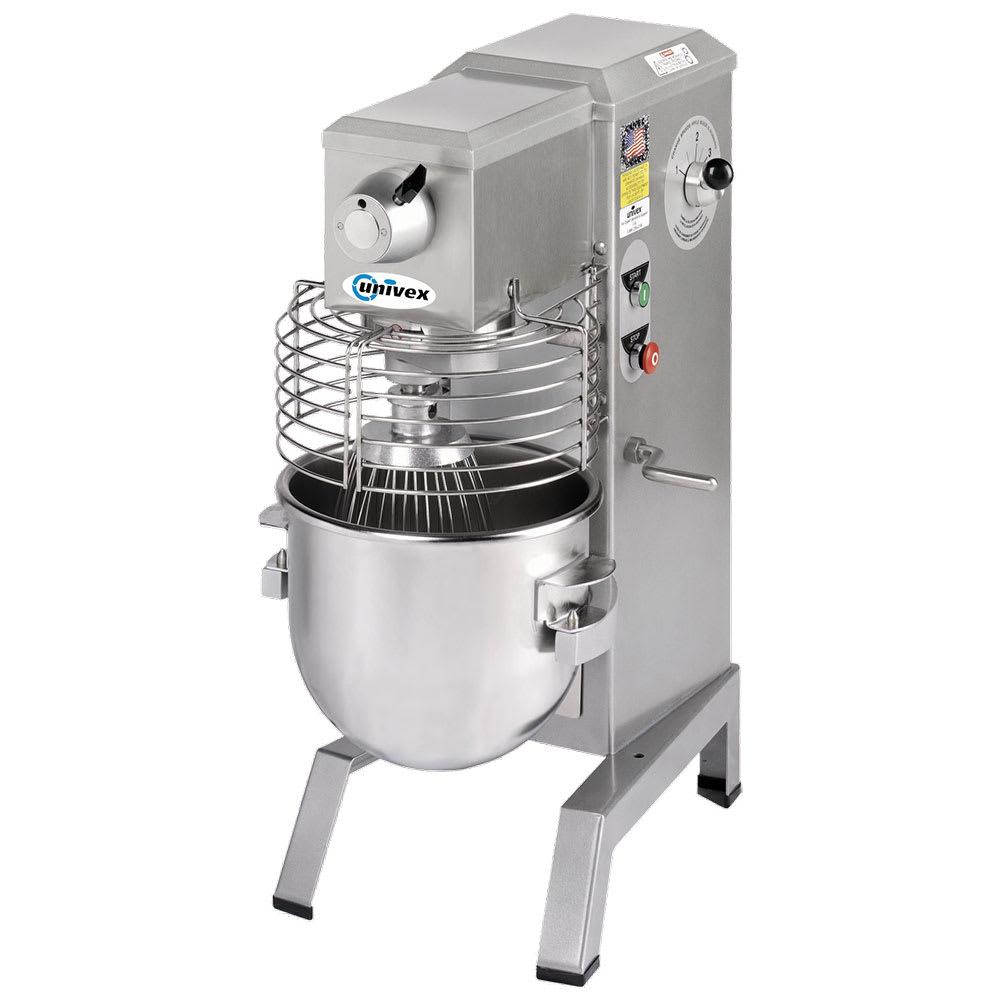 Univex SRM20 20-qt. Planetary Mixer - Countertop, 1/2 hp, 115