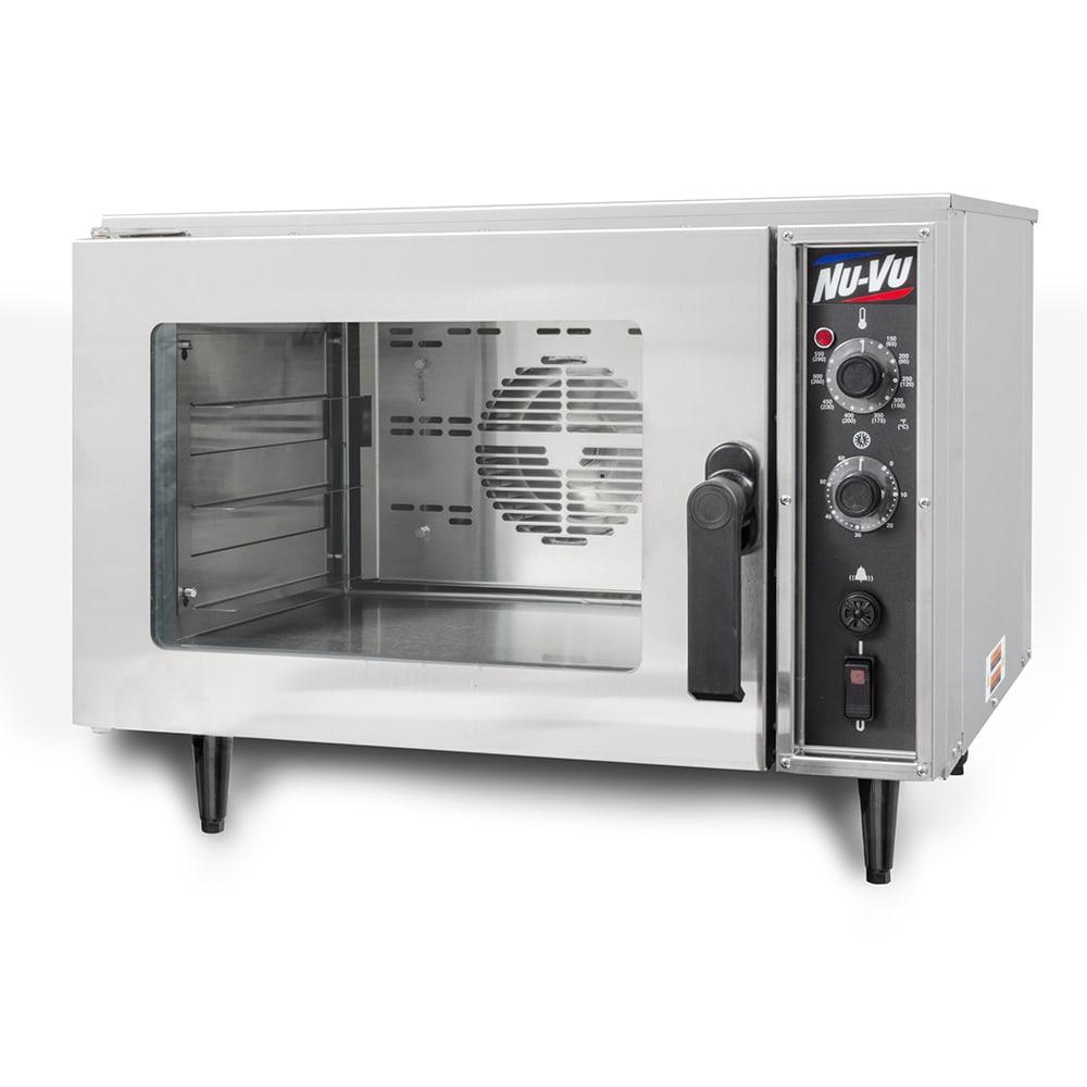 NU-VU NCO3 Half-Size Countertop Convection Oven, 120v