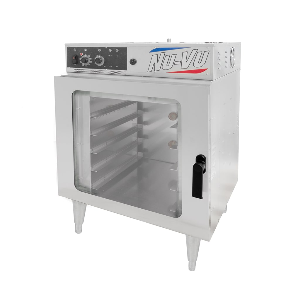NU-VU RM-5T Half-Size Countertop Convection Oven, 208v/1ph