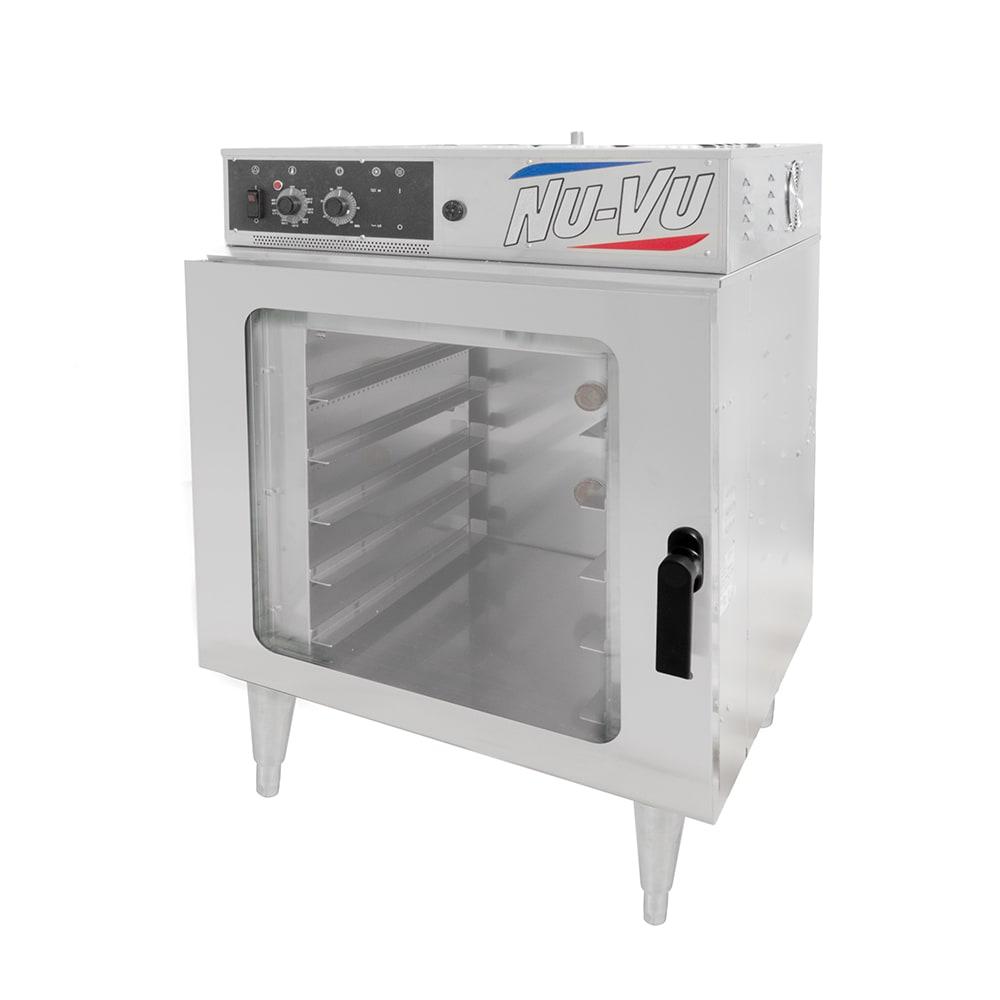 NU-VU RM-5T Half-Size Countertop Convection Oven, 240v/3ph