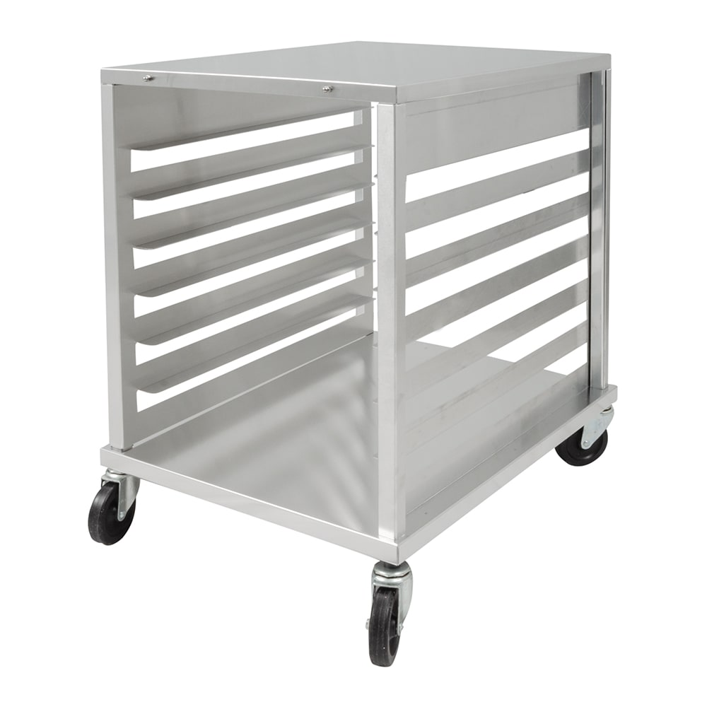 "Nu-vu SB-1 7-Sheet Pan Rack w/ 3.25"" Bottom Load Slides"