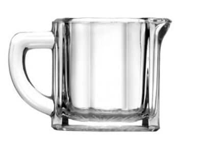 Anchor 07008 Classics 2.5-oz Glass Creamer