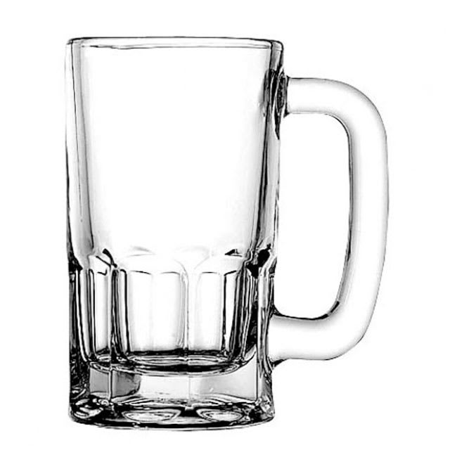 Anchor 1150U Beer Wagon Mug, 10 oz.