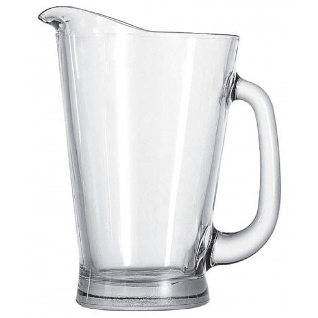 Anchor 1155UR 55 oz Glass Beer Wagon Pitcher