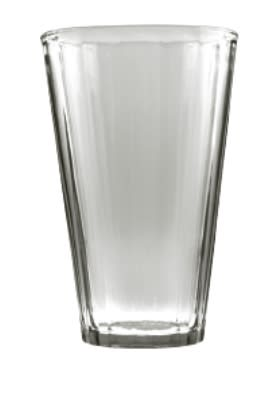 Anchor 13387 10-Triad Vase, Crystal