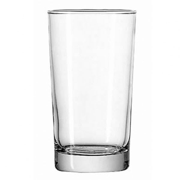 Anchor 3167U 7 oz Heavy Base Hi-Ball Glass, Crystal
