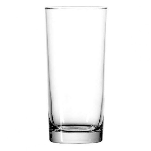 Anchor 3175U 15 oz Heavy Base Iced Tea Glass, Crystal