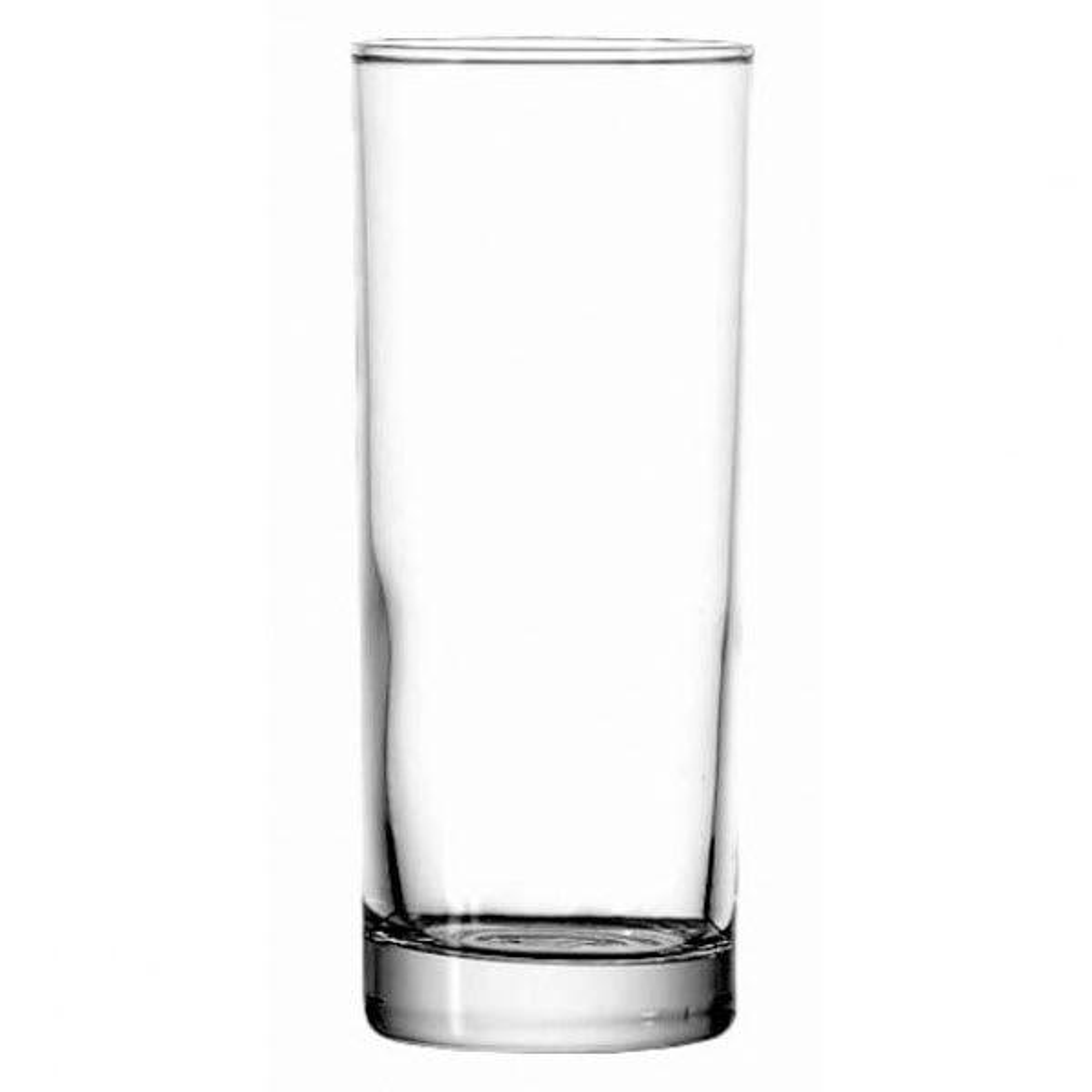 Anchor 3181eu 10 Oz Heavy Base Collins Glass Crystal