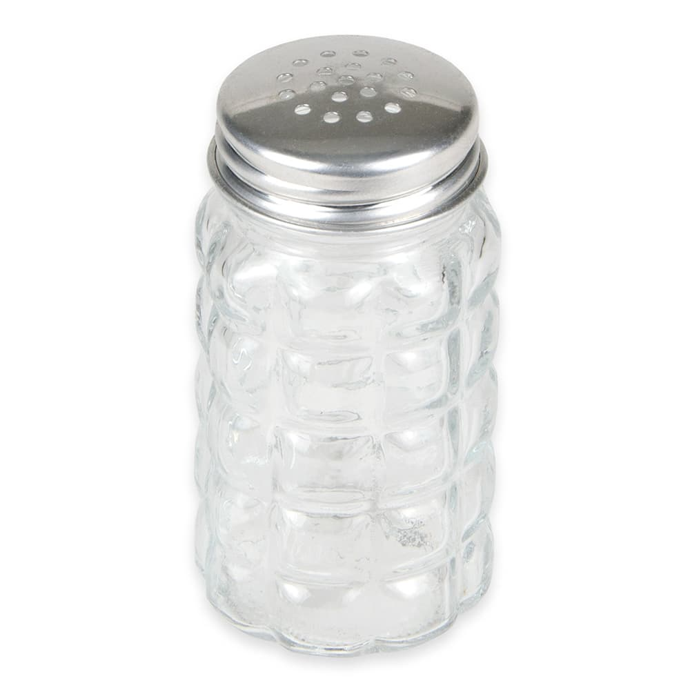 "Anchor 35248 3.25"" Shaker for Salt/Pepper - Metal Lid, Round"