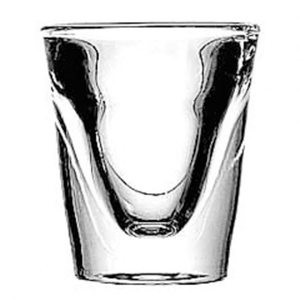 Anchor 3667EU Whiskey Glass, 7/8 oz, Sure Guard Guarantee