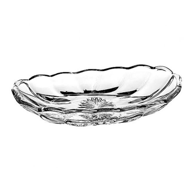 Anchor 561G 8 1/4 oz Banana Split Dish, Crystal