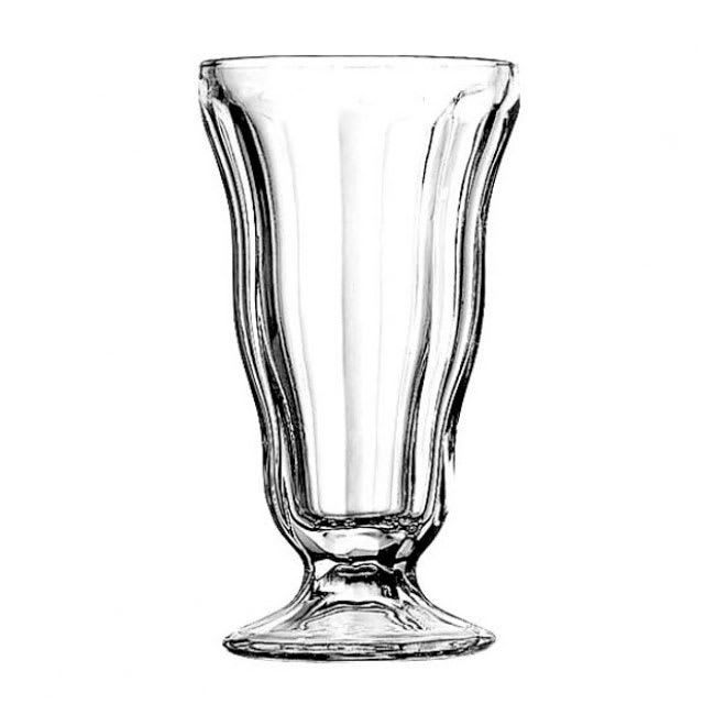 Anchor 562U 12 1/2 oz Footed Soda Glass, Crystal