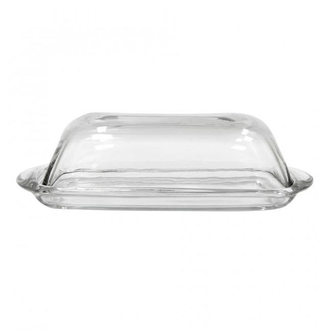 Anchor 64190A Presence Butter Dish With Cover, Glass