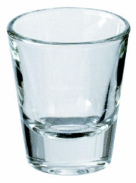 Anchor 68326A 1.5-oz Shot Glass w/ Heavy Base, Crystal