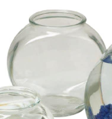 Anchor 70/4EPE 1-gal Fish Bowl, Crystal