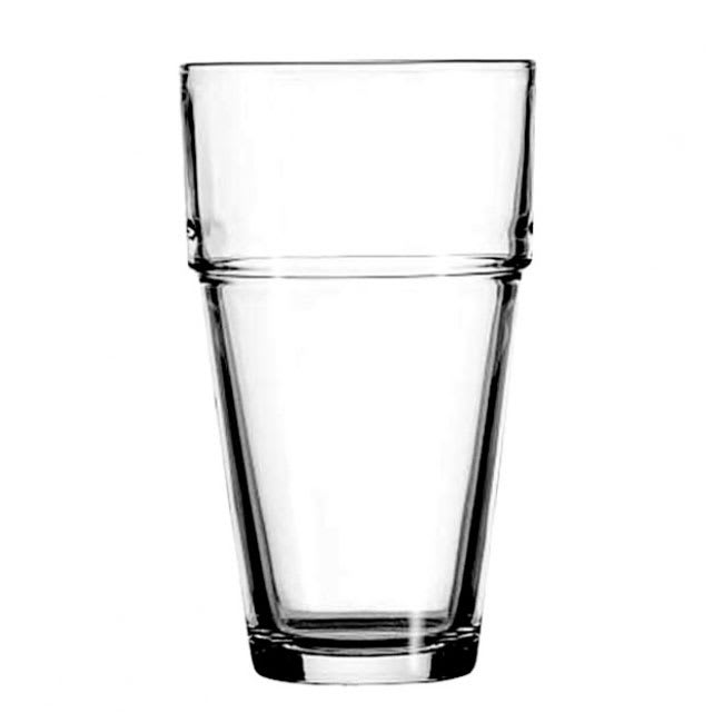 Anchor 73020 Stackables Cooler Glass, 20 oz.