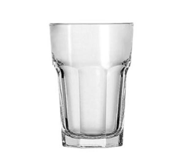 Anchor 7745U New Orleans Iced Tea Glass, Rim - Tempered, 14 oz.