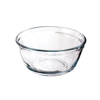 Anchor 81573L11 1 qt Mixing Bowl, Clear