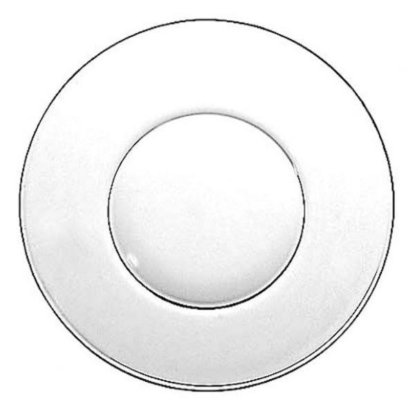 Anchor 828U Swedish Modern Design Plate, 6 1/4in, Glass