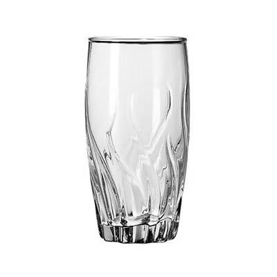 Anchor 83027 17 oz Starfire Crystal Iced Tea Glass