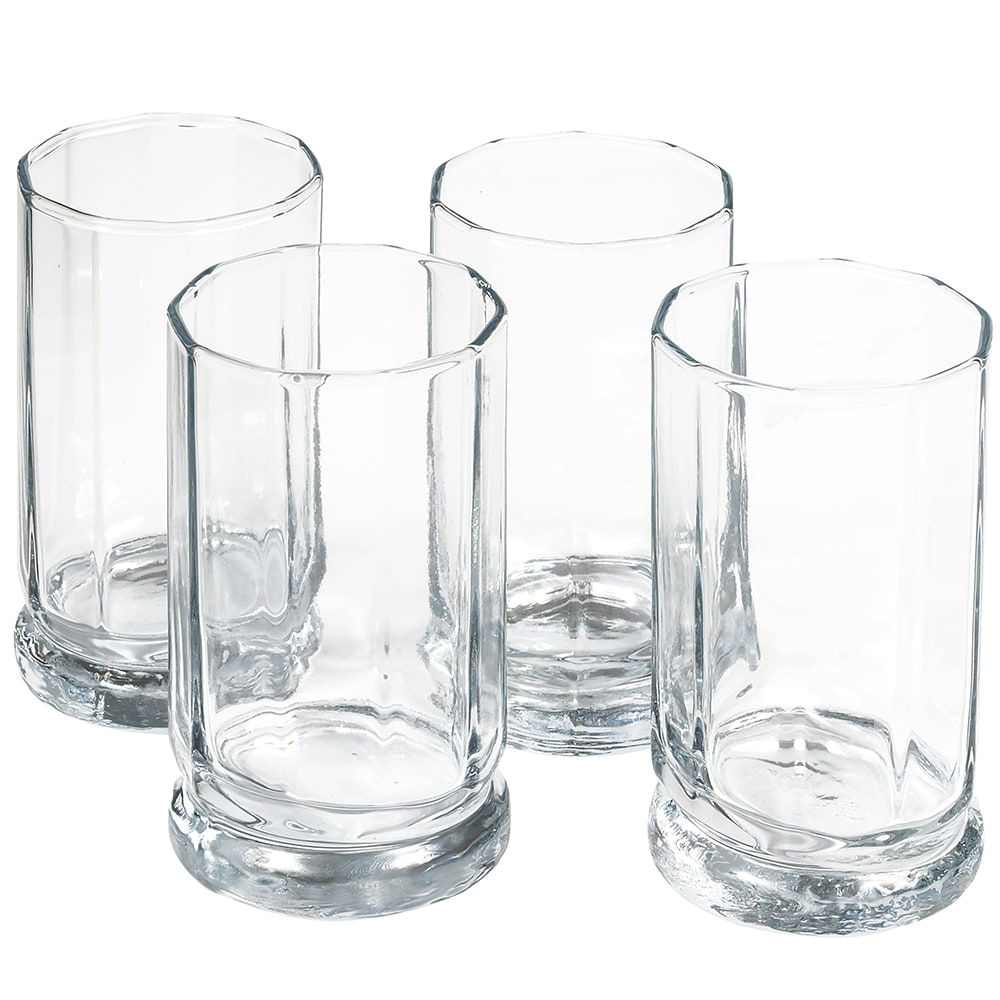 Anchor 84571L6 16 Juice Tumbler Set w/ 7 oz Capacity, Crystal