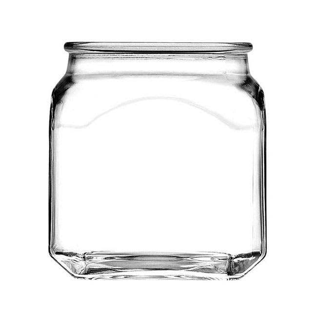 Anchor 85975 10 oz Emma Jar w/ Glass Cover