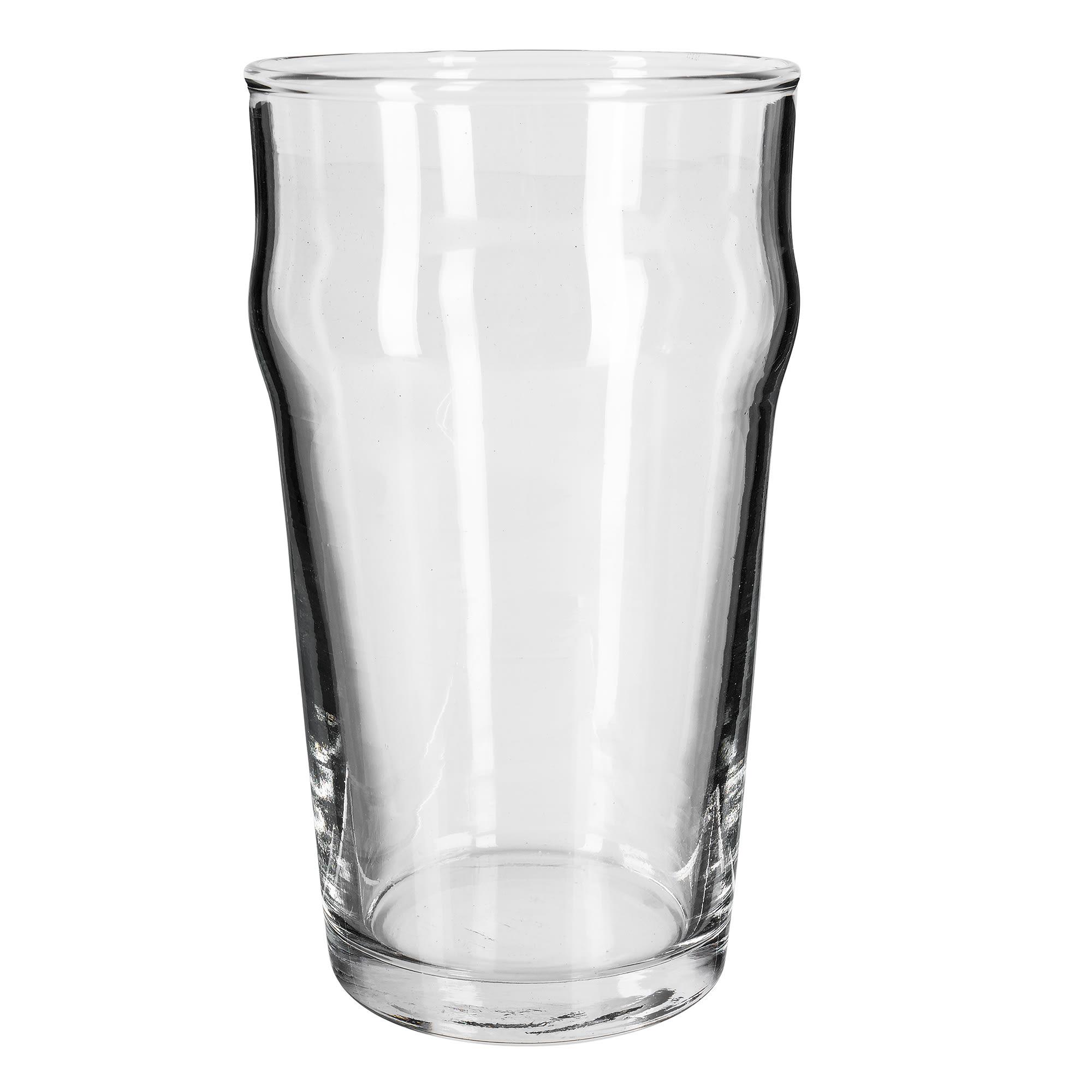 Anchor 90244 English Pub Glass, 20-oz w/ Tempered Rim