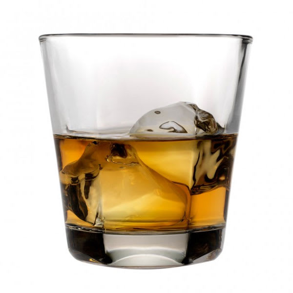 Anchor 90253 12-oz Double Old Fashion Glass - Clarisse, Stackable
