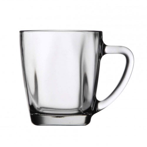 Anchor 90284 14 oz Glass Coffee Tea Mug