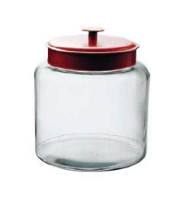 Anchor 91022AHG17 1.5 gal Montana Jar w/ Red Metal Cover