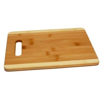 Anchor 95865 Cutting Board w/ Basic Handle & 8.5x11.5-in, Bamboo