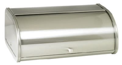 Anchor 98949 Fingerprint Free Bread Box, Brushed Steel