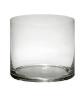 Anchor 99056 5-in Cylinder Base, Crystal