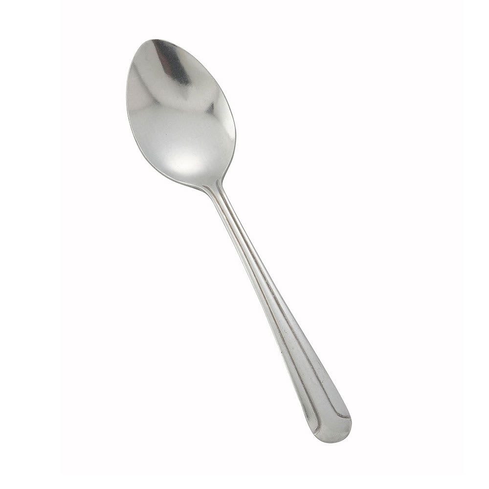 Winco 0014-03 Dinner Spoon, 18/0 Stainless Steel, Heavy Weight, Dominion Pattern