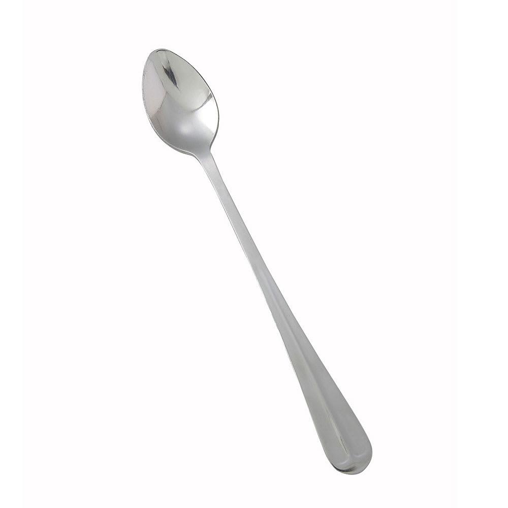 Winco 0015-02 Iced Tea Spoon, Lafayette, Medium Weight, Satin Finish, 18/0 Stainless Steel