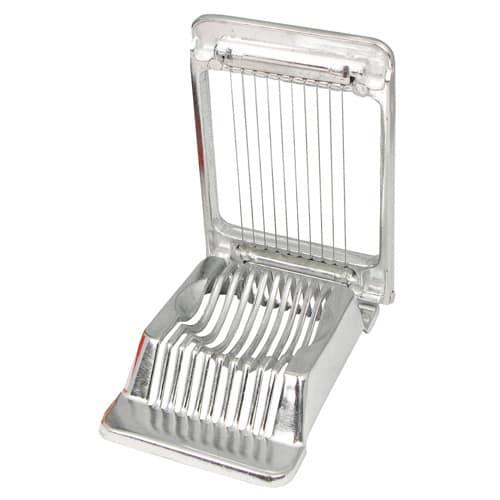 Winco AES-4 Square Egg Slicer, Aluminum, Square