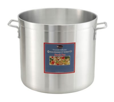 Winco ALHP-80 80-qt Aluminum Stock Pot