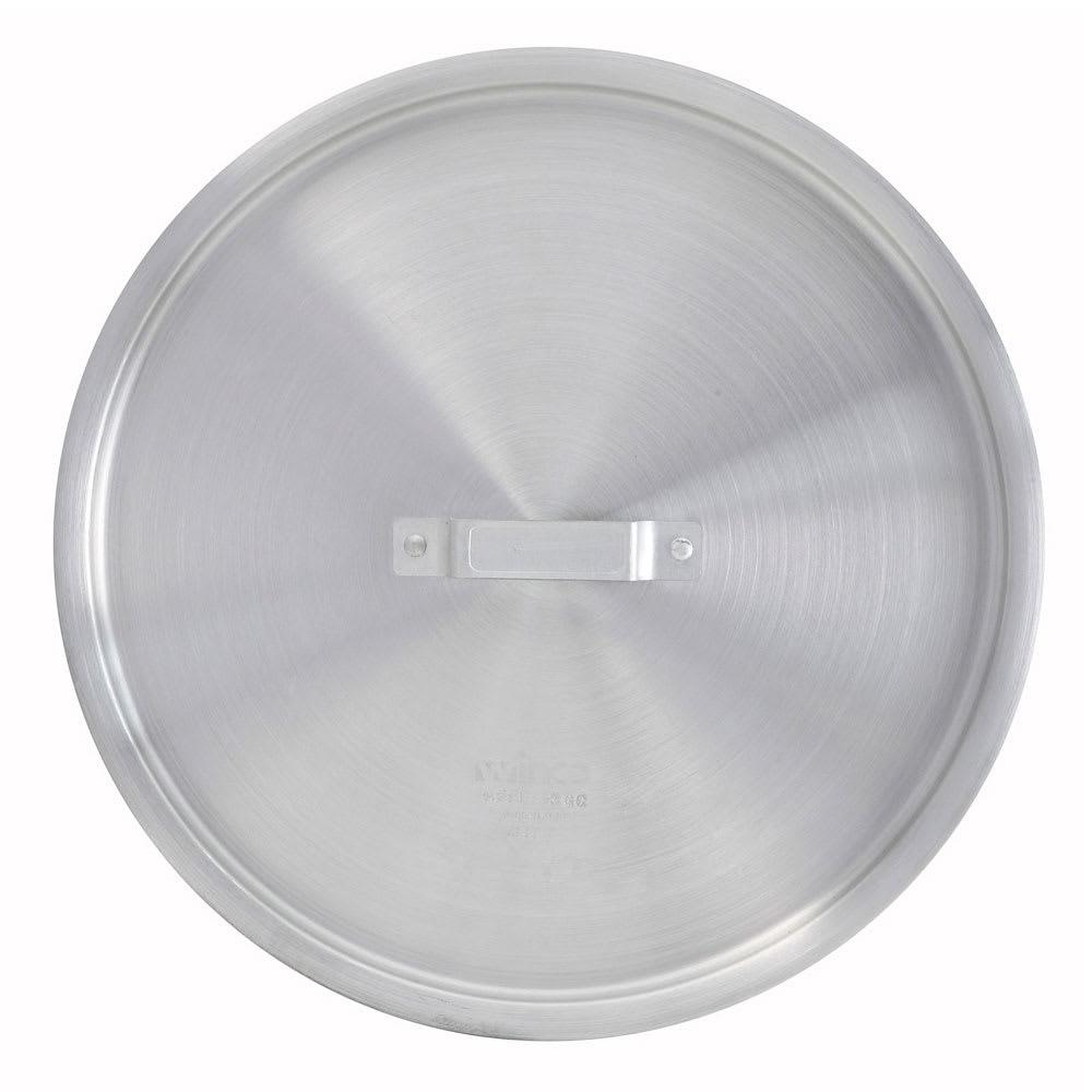 Winco ALPC-120 Stock Pot Cover for 120-qt Pots & 35-qt Braziers, Aluminum